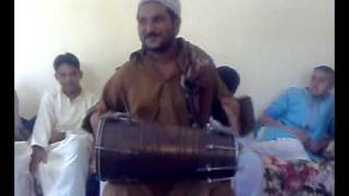 Kala Jora by A local Singer in Dadyal, a funny video