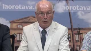 Presentación del Programa 50 aniversario Reverendo José Ponte Méndez