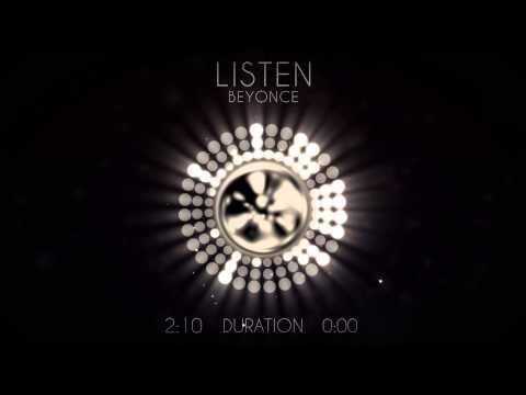 Beyonce - Listen (Audio)