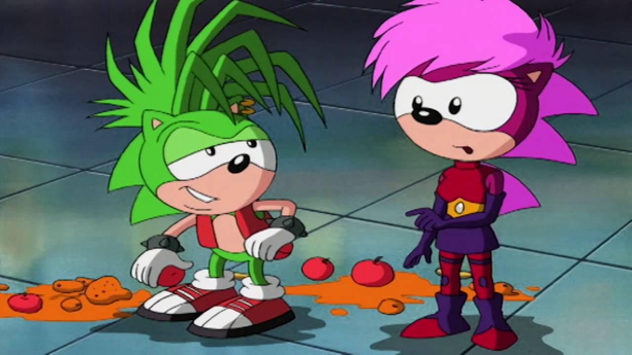 Sonic Underground, Vol. 2 on iTunes  Sonic Underground