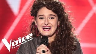Zayn - I don't wanna live forever |Tiphaine SG |The Voice France 2018 | Blind Audition