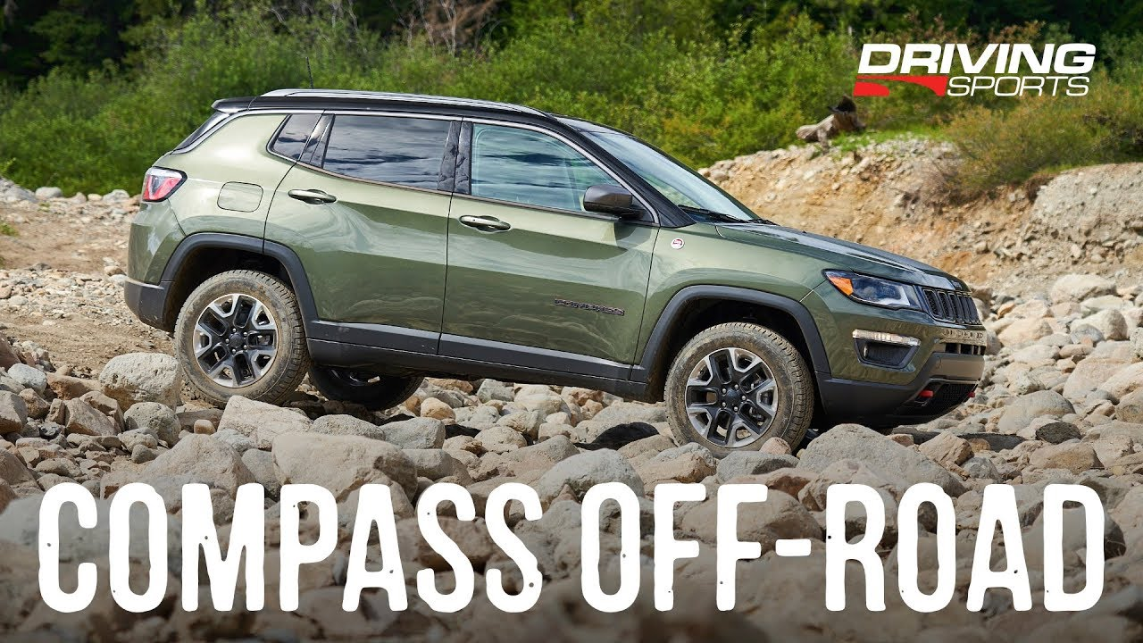 2018 Jeep Comp Trailhawk Off Road Review