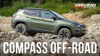 2018 Jeep Compass Trailhawk Off-Road Review
