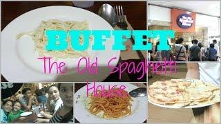 Video The Old Spaghetti House - FoodVlog || foodbae download MP3, 3GP, MP4, WEBM, AVI, FLV November 2017