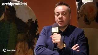 TACCHINI | Patrick Norguet | Archiproducts Design Selection - Salone del Mobile Milano 2015