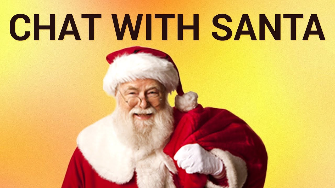 chat with santa online