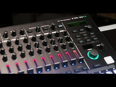 TR-8S Aira Rhythm Performer with Sample Playback