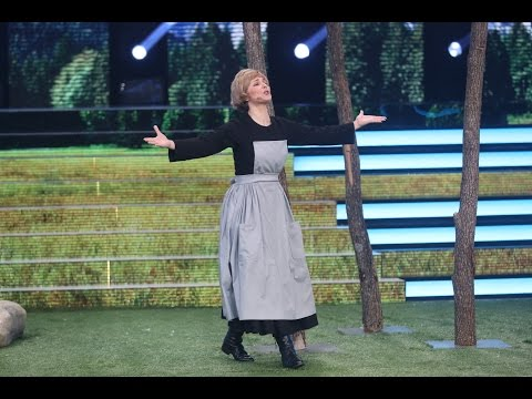 Mª Dolores Ballester imita a Julie Andrews - Tu Cara No Me Suena Todavía