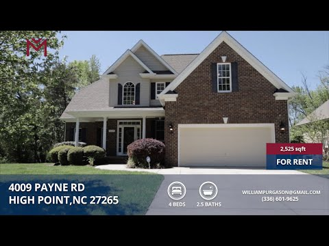 For Rent - 4009 Payne Road, High Point, NC 27265 - Madison Investment Properties