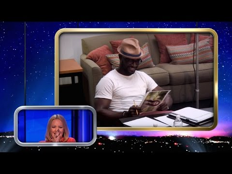 Taye Diggs Casts a Movie on #RepeatAfterMe