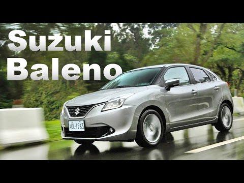 三缸渦輪小掀背 實力堅強 Suzuki Baleno 1.0 BoosterJet