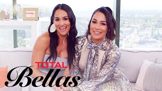 Brie & Nikki Bella's Twin-terview by E! & Ulta Beauty | E!