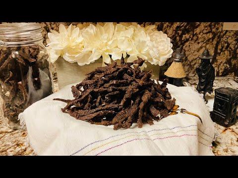 ቀላል እና ፈጣን የቋንጣ አስራር  /Ethiopian food how to make  beef jerky  or quanta