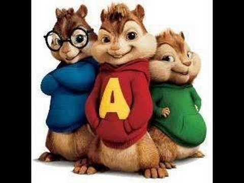 Chipmunks-Tyrese: On Top Of Me