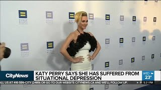 Katy Perry opens up about mental health struggles