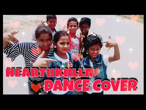 HEARTUKULLA | KIDS DANCE COVER | BASIC STEPS |THE STEPPERS DANCE COMPANY