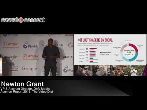 Acumen Report 2016: The Video Diet | Newton Grant