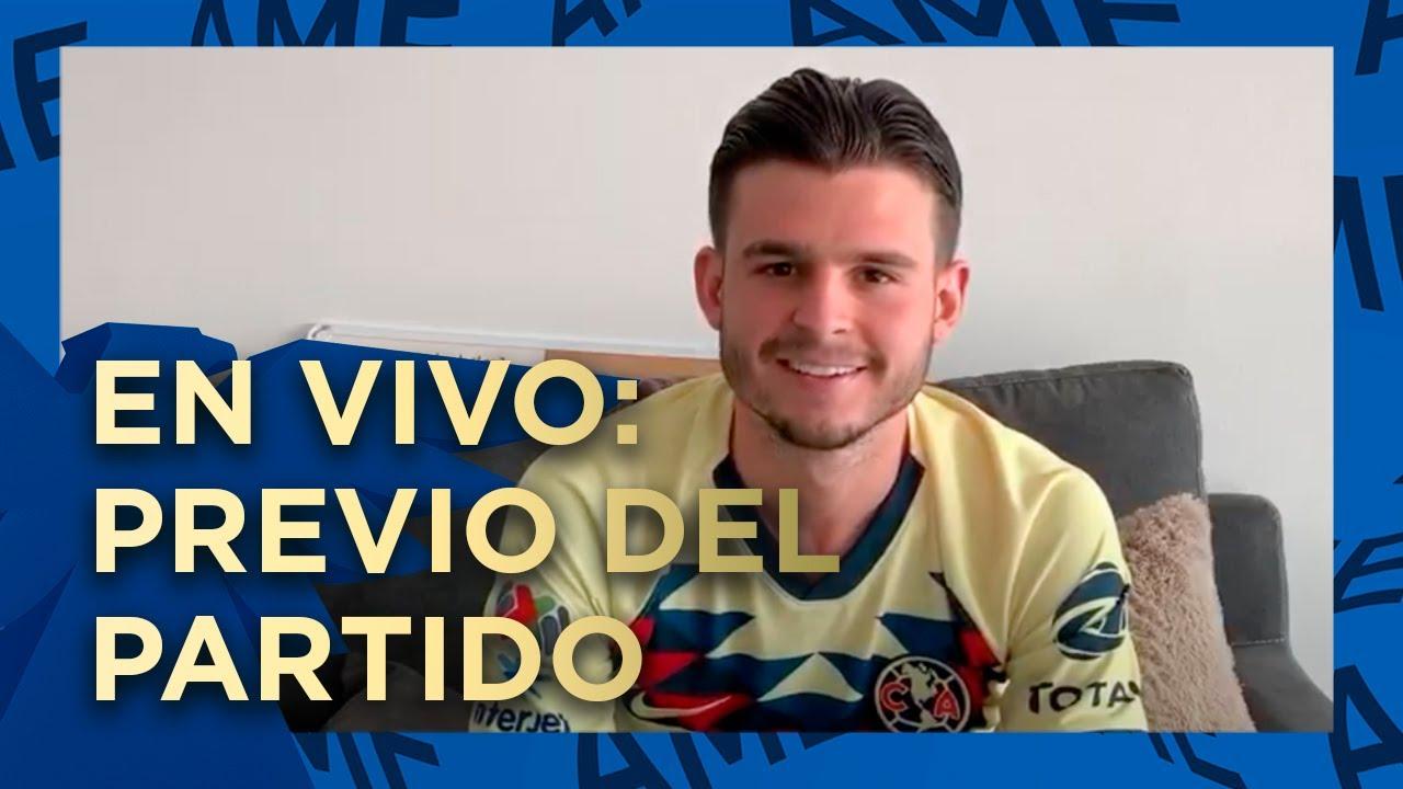 En Vivo Previo Nico Benedetti Monterrey Vs América