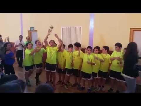 Final del torneo de ATANI entre La Presentación y el Padre Poveda