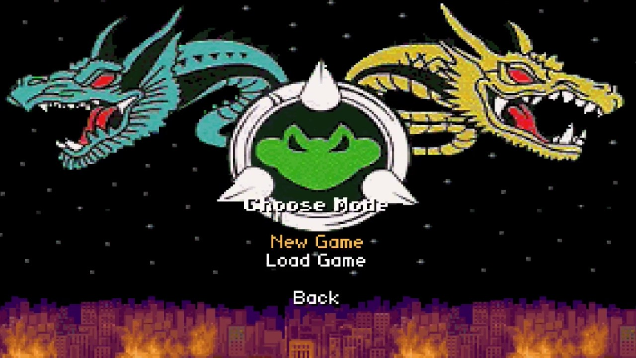 Battletoads Double Dragon - Return of the Dark Forces