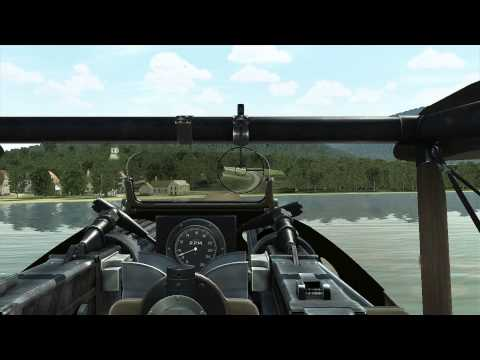 RoF landing on wooden docks problem!