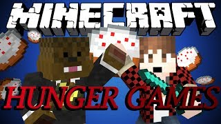 THE GHOST OF STRAWBERRY?! Minecraft Hunger Games w/ BajanCanadian #42