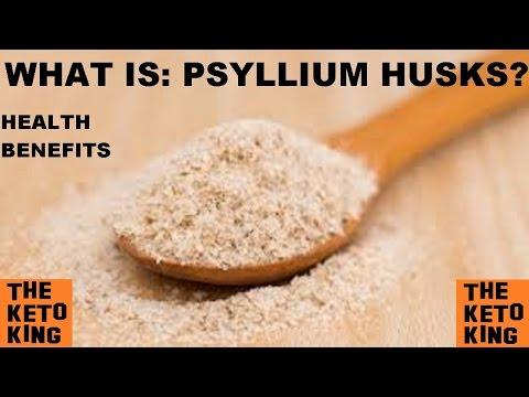 WHAT IS: PSYLLIUM HUSKS? | Health Benefits of Psyllium Husks | Low Carb | Keto | Banting | LCHF