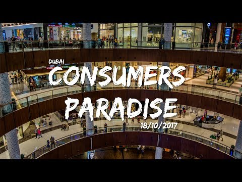 Work & Travel NZ#007 - Dubai - Consumers Paradise