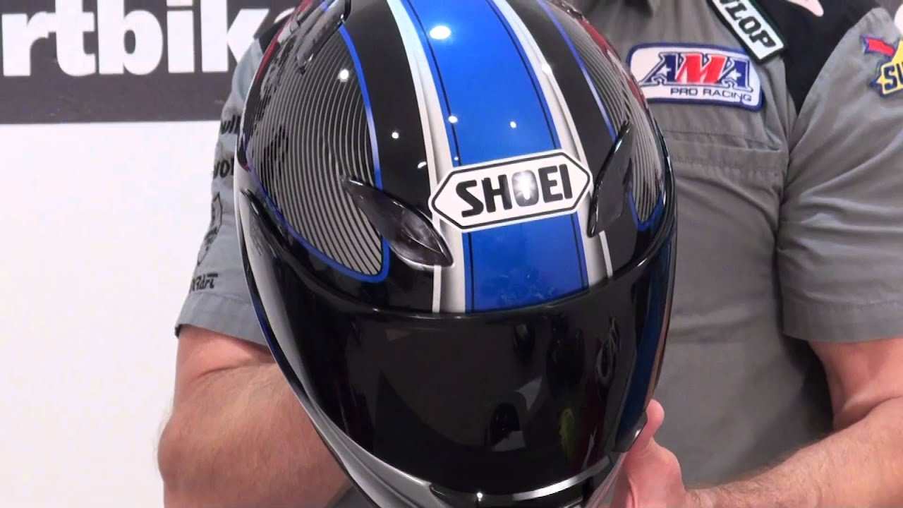 Studds Shifter Helmet Review Youtube: Shoei RF-1100 Transmission TC-2 Helmet Review From