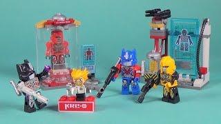 Kreo Transformers Decepticon Replicator Playset Build Review