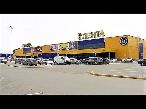 В Сургуте горел гипермаркет