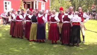Svensk midsommar - Swedish midsummer