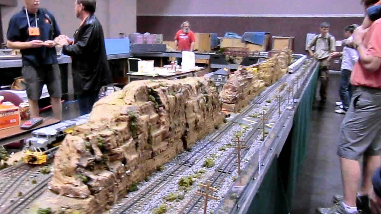 Model Trains for Kids & Adults  California Train Collectors show -8