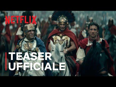 Barbari | Teaser ufficiale (in ITALIANO) | Netflix