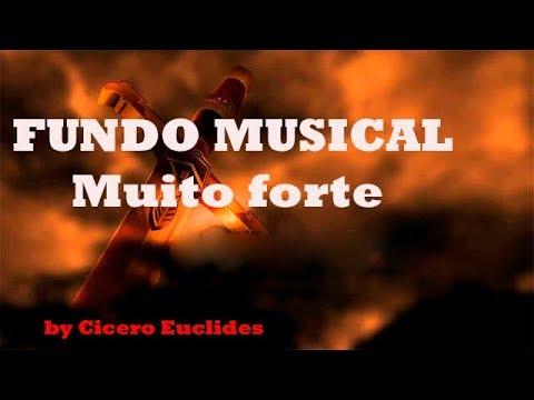 Fundo Musical Forte de Arrepiar || Oração || Pregação forte || By Cicero Euclides