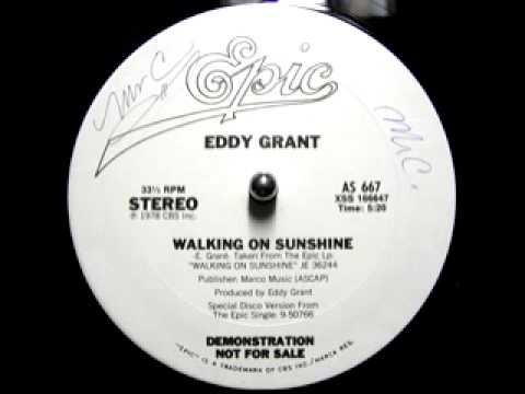 Walking on Sunshine & Sunshine Jam - Eddy Grant 1978