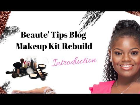 intro makeup kit building for beginners/ makeup artist