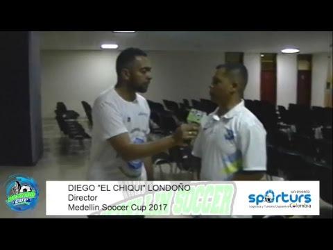 Transmisión en directo de Medellín Soccer Cup