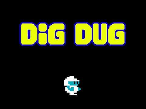 Dig Dug Theme for 15 Mins