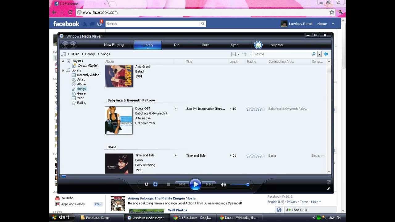 Windows 8 Album Art #6