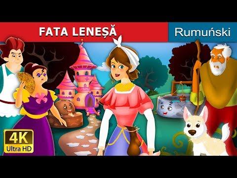FATA LENEȘĂ | Povesti pentru copii | Romanian Fairy Tales