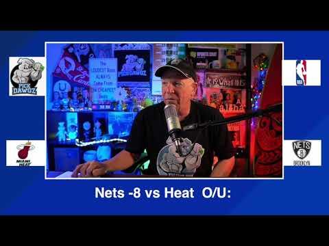 Brooklyn Nets vs Miami Heat 1/23/21 Free NBA Pick and Prediction NBA Betting Tips
