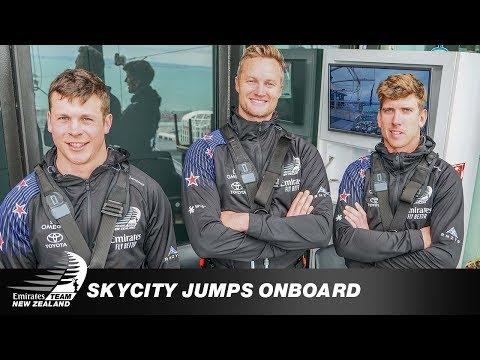 SkyCity Jumps On Board