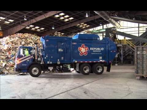 Construction & Demolition Waste & Recycling