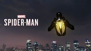 Spider-Man PS4 - After The Black Cat DLC..WOW & Buying Suits With Resources?