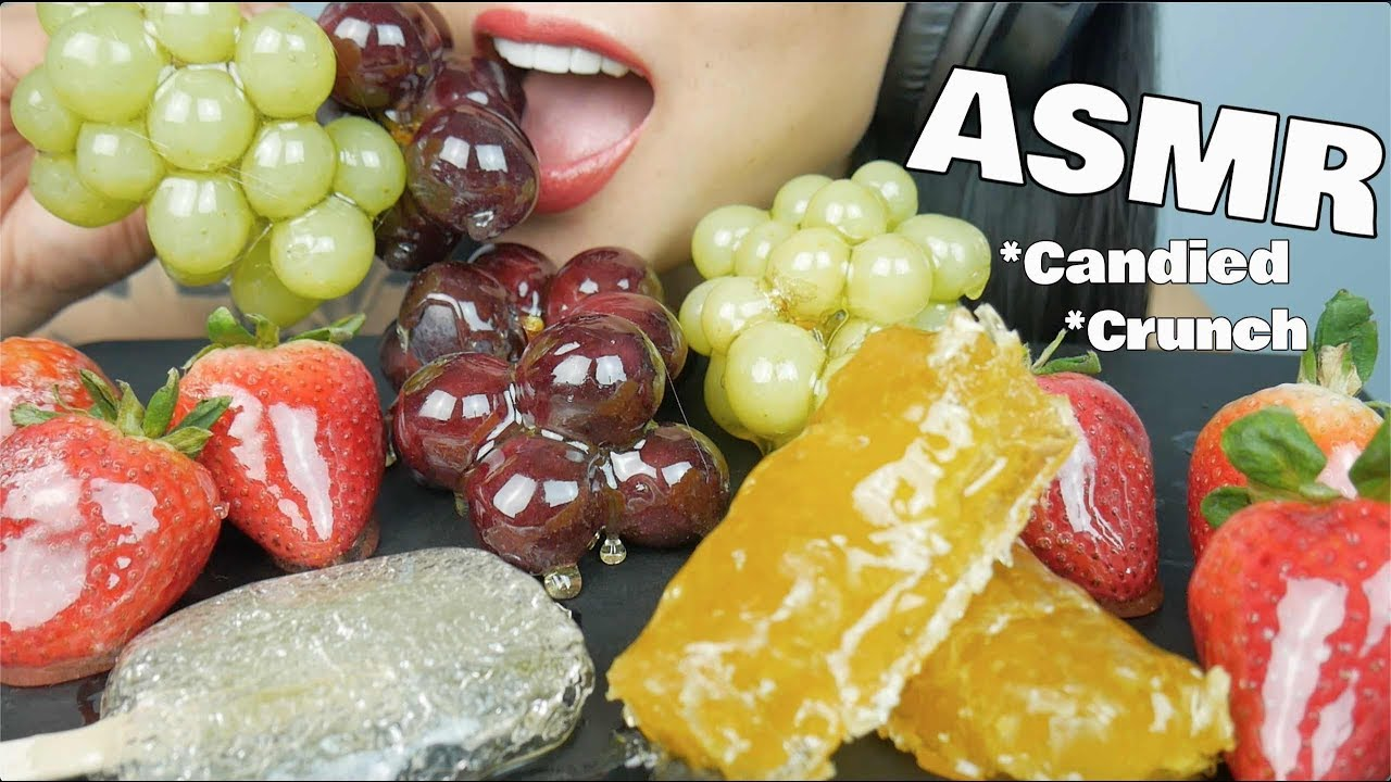 Asmr Candied Fruits Tanghulu Honeycomb Aloe Vera Crackling Eating Sounds No Talking Sas Asmr Youtube Asmr mango strawberry mochi kyoho grape jelly (eating sounds) no talking asmr spicy enoki mushrooms snow mushrooms fried eggs (eating sounds) no. asmr candied fruits tanghulu honeycomb aloe vera crackling eating sounds no talking sas asmr