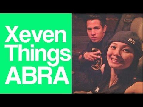 Xeven Things w/ ABRA