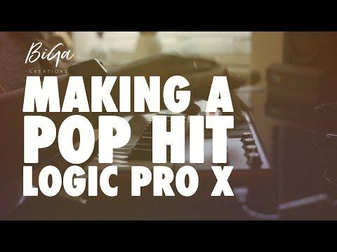 "Making a Pop Hit  [Logic Pro X] - ""Sleep"""