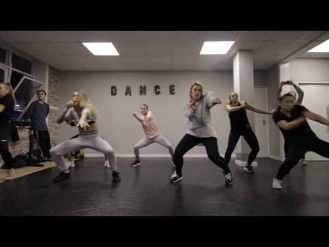GIMME THAT - CHRIS BROWN  GLASGOW SCOTLAND  Choreography Chris Parry