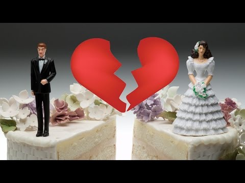 9 Terrifying Marriage Facts